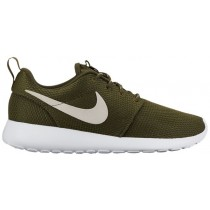Nike Roshe One Faded Olive/Weiß/Licht Knöchern Damenschuhe