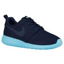 Nike Roshe One Midnacht Marine/Tide Pool Blau Damen Runningschuh