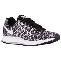 Nike Air Zoom Pegasus 32 Palm Print Schwarz/Weiß Damen Runningschuh