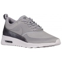 Nike Air Max Thea Premium Grau Mist Damen Sneakers