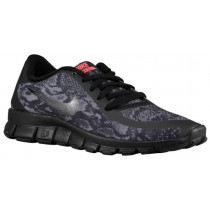 Damen Nike Free 5.0 V4 Anthrazit/Schwarz Sports