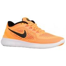 Nike Free Rn Laser Orange/Rosa Blast/Gesamt Orange/Schwarz Damen Schuhschaft