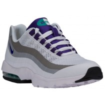 Nike Air Max 95 Ultra Weiß/Smaragd Grün/Cool Grau/Court Perle Damen Sneakers