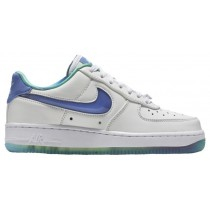 Nike Air Force 1 '07 Lv8 Weiß/Blaucap Damen Sneaker/Basketball