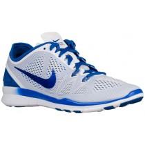 Nike Free 5.0 Tr Fit 5 Weiß/Game Royal Damen Sportschuhe