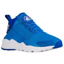 Damen Nike Air Huarache Run Ultra Foto Blau/Weiß Laufschuh