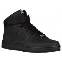 Damen Nike Air Force 1 Ultra Force Mid Essentials Schwarz/Weiß Trainers