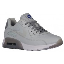 Nike Air Max 90 Ultra Essentials Rein Platin/Schläue Damen Sneakers