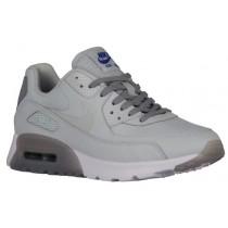 Nike Air Max 90 Ultra Essentials Rein Platin/Schläue Damen Sneakers