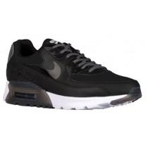 Nike Air Max 90 Ultra Essential Schwarz/Dunkel Grau/Rein Platin Damen Sportschuhe