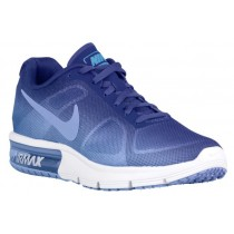 Nike Air Max Sequent Kreide Blau/Dunkel Nacht/Weiß/Kreide Blau Damen Damen-Laufschuh