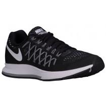 Nike Air Zoom Pegasus 32 Damen Running Schuhe Schwarz/Rein Platin/Weiß