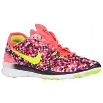 Nike Free 5.0 Tr Fit 5 Hyper Orange/Schwarz/Volt Damen Sports