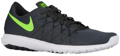 Nike Flex Fury 2 Herrenschuh Anthrazit/Dunkel Grau/Schwarz/Elektrisch Grün