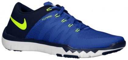 Nike Free Trainer 5.0 V6 Herren Sneakersnstuff Game Royal/Obsidian/Dunkel Royal Blau/Volt