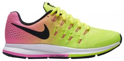 Nike Air Zoom Pegasus 33 Ultd Mehrfarbig Damen Running Schuhe