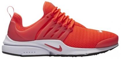 Nike Air Presto Gesamt Crimson/Hell Crimson/Weiß Damen Sneakers