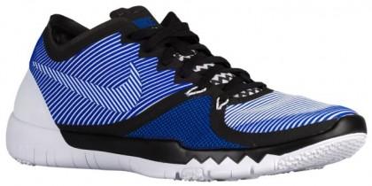 Nike Free Trainer 3.0 V4 Schwarz/Weiß/Rennfahrer Blau Herren Trainingsschuh