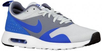 Nike Air Max Tavas Herren Sneakers Rein Platin/Cool Grau/Game Royal