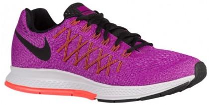 Nike Air Zoom Pegasus 32 Damen Schuhschaft Farbig Perle/Fuchsie Glühen/Hyper Orange/Schwarz