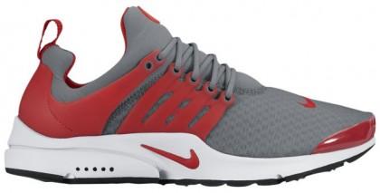 Nike Air Presto Essential Herrenschuh Cool Grau/Weiß/Schwarz/Gym Rot