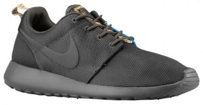 Herren Nike Roshe One Newsdrucken/Blau Held Laufschuhe
