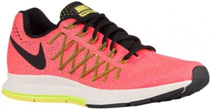 Nike Air Zoom Pegasus 32 Damen Runningschuh Hyper Orange/Volt/Optic Gelb/Schwarz