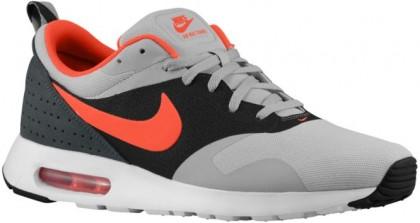 Nike Air Max Tavas Herren Laufschuhe Neutral Grau/Dunkel Grau/Anthrazit/Hell Crimson