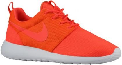 Nike Roshe One Hell Crimson/Team Orange/Weiß Herren Laufschuhe