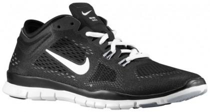 Nike Free 5.0 Tr Fit 4 Damen Sports Schwarz/Cool Grau/Wolf Grau/Weiß