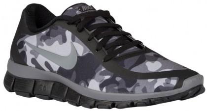 Nike Free 5.0 2015 Print Running Schuhe (OrangeWeiß) Damen