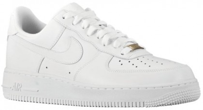 Nike Air Force 1 07 Le Low Leather Damen Basketball Weiß
