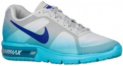 Nike Air Max Sequent Rein Platin/Gamma Blau/Cool Grau/Eintracht ...
