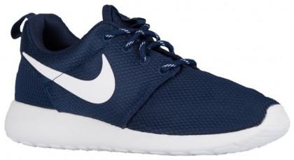 Nike Roshe One Damen Laufschuhe Midnacht Marine/Weiß