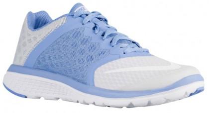 Nike Fs Lite Run 3 Damen Laufschuh Rein Platin/Kreide Blau/Weiß