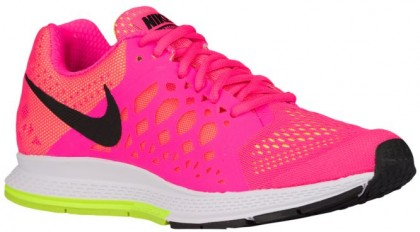 Nike Air Pegasus 31 Hyper Rosa/Volt/Schwarz Damen Laufschuh