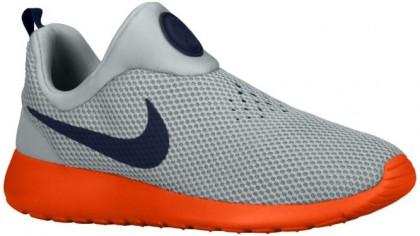 Nike Roshe One Slip On Silber Wing/Team Orange/Cool Grau/Obsidian Herren Turnschuhe