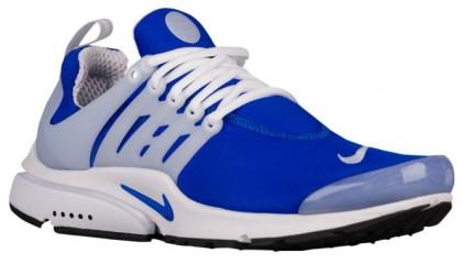 Nike Air Presto Herren Turnschuhe Rennfahrer Blau/Weiß/Schwarz