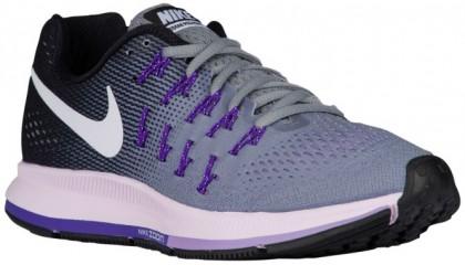 Damen Nike Air Zoom Pegasus 33 Schläue/Weiß/Schwarz/Fierce Perle Laufschuhe