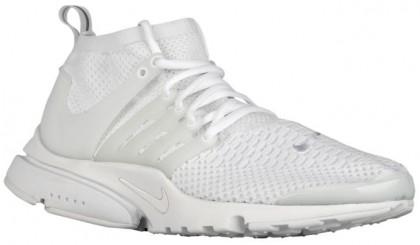 Nike Air Presto Ultra Flyknit Weiß Damen Laufschuh