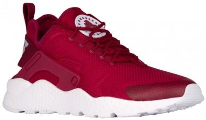 on sale 3694f bf848 Damen Nike Air Huarache Run Ultra Noble RotWeiß