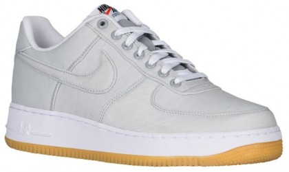 Nike Air Force 1 Lv8 Herren Sneaker Grau-Weiß