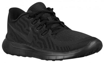 Nike Free 5.0 2015 Schwarz/Anthrazit Damen Sneaker