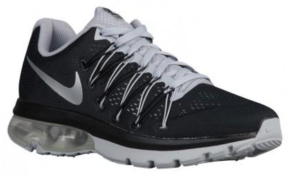 Nike Air Max Excellerate 5 Damen Laufschuhe Schwarz/Weiß/Wolf Grau/Metallic Silber