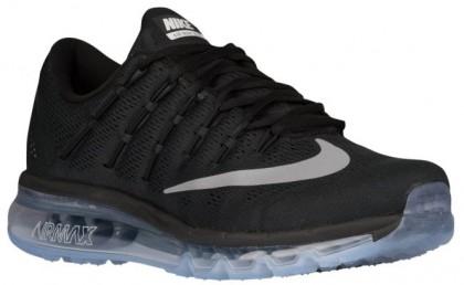 Nike Air Max 2016 Herren Sneakers Schwarz/Dunkel Grau/Weiß