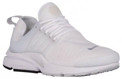 Nike Air Presto Weiß/Rein Platin Damen Sport