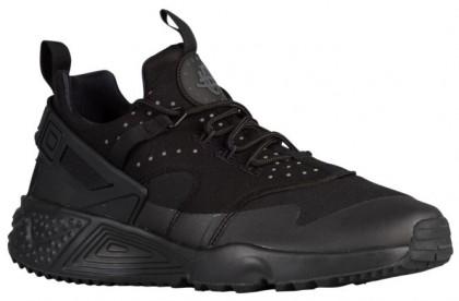 Nike Air Huarache Utility Schwarz Herren Sneakers