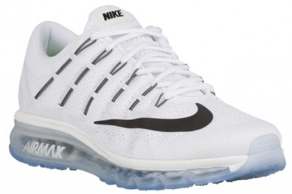 Nike Air Max 2016 Herren Sneakers Summit Weiß/Schwarz