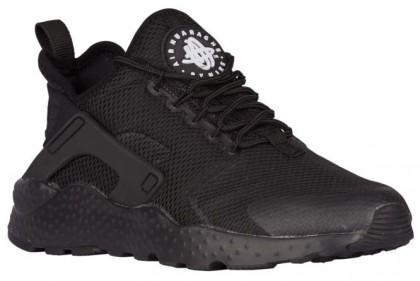 Damen Nike Air Huarache Run Ultra Schwarz Running Schuhe