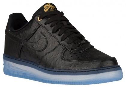 Nike Air Force 1 Comfort Luxury Schwarz Herren Sneakers